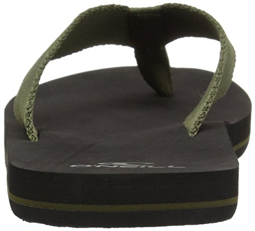 O'Neill Men's Bolsa Sandal Flip-Flop, Army, 10 Medium US by O'Neill (Image #2)