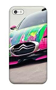 Cody Elizabeth Weaver Snap On Hard Case Cover Citroen Survolt Concept Car Protector For Iphone 5/5s