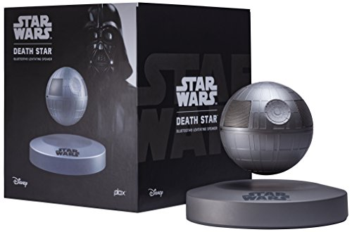 Official Plox Star Wars Death Star Wireless Bluetooth Levitating 5W Speaker