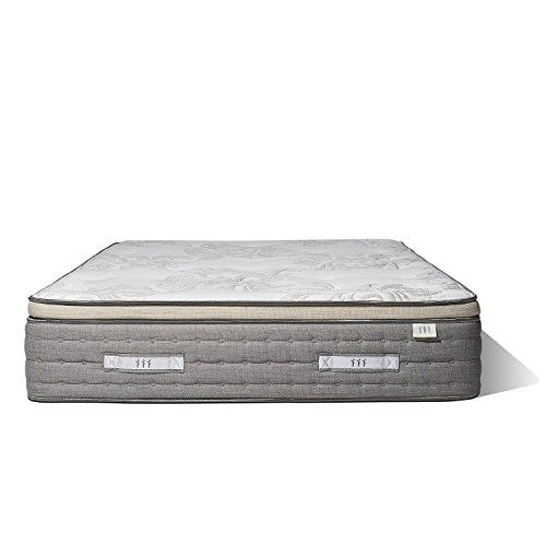 Brentwood Home Sequoia Gel Memory Foam Mattress, Made in California, Queen