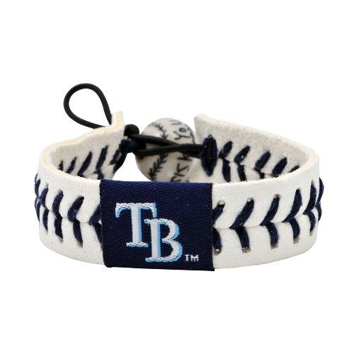 Bracelet Tampa Rays Bay - MLB Tampa Bay Devil Rays Authentic Baseball Bracelet