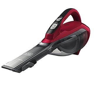 Black & Decker HLVA320J26 Dustbuster Hand Vacuum, Chili Red (B0748X3789) | Amazon price tracker / tracking, Amazon price history charts, Amazon price watches, Amazon price drop alerts