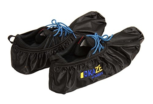 KAZE SPORTS Bowling Shoe Protectors Cover (Iii Bowling Shoes)