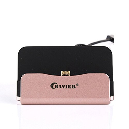 Charger BAVIER Android Smartphone Rosegold