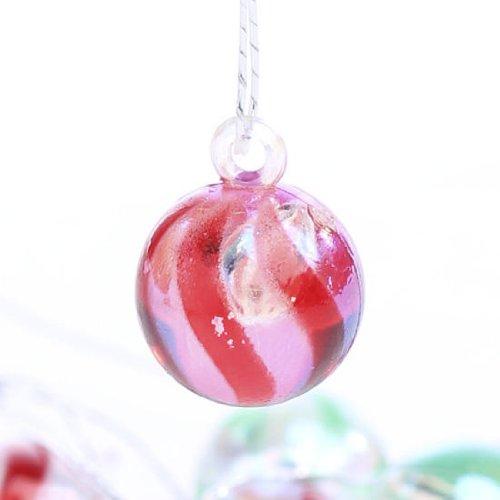DARICE Package of 48 Miniature Assorted Acrylic Swirl Bal...
