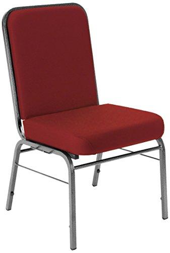 Amazon.com: ofm Comfort Clase Series Pila silla, el vino ...