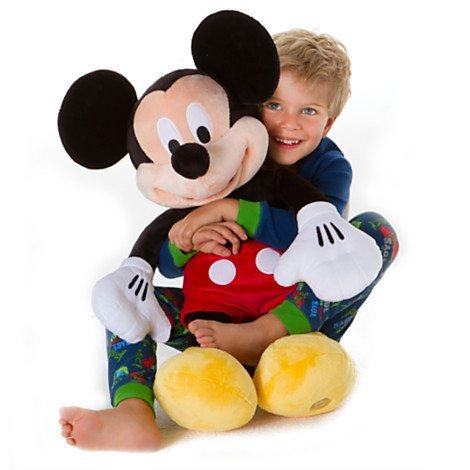 Disney Mickey Mouse Plush Toy 25