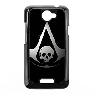 HTC One X Cases Cell phone Case Ilgnh Assassin's Creed Plastic Durable Cover