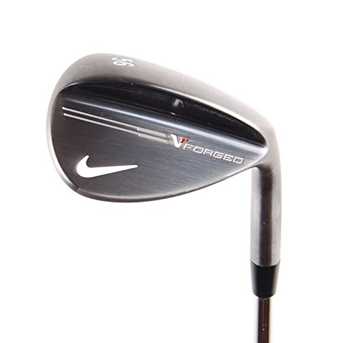Sand Forged Wedge - New Nike VR Forged Black Oxide Sand Wedge 56 Stiff Steel RH (L-Bounce)