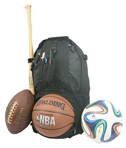 Baseball Backpack Basketball Football Soccer Ball Storage Helmet Compartment – DiZiSports Store
