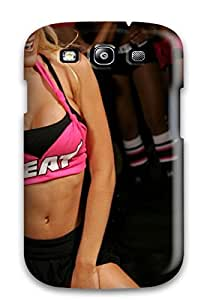 miami heat cheerleader basketball nba NBA Sports & Colleges colorful Samsung Galaxy S3 cases