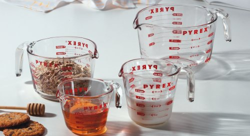 Image of Pyrex Prepware 2-Cup Glass Measuring Cup