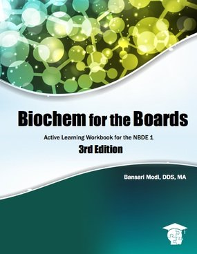 Biochem for the Boards, Expanded 3rd Edition