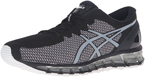 ASICS Men Gel-Quantum 360 Onyx/White/Silver