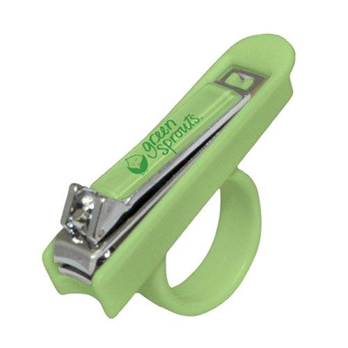 Green Sprouts Nail Clippers by Green Sprouts