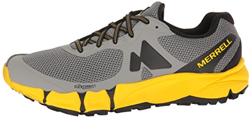 Merrell Mens Agility Charge Flex Lightweight Trail Running Shoes