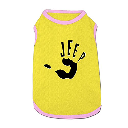 zqnd-pet-yellow-handprint-100-fleece-vest-dog-t-shirt-us-size-m