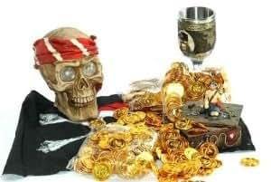 Monedas de oro de pirata (144 unidades)