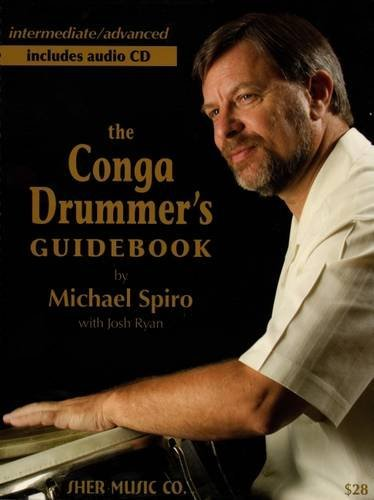 The Conga Drummer's Guidebook: Includes Audio CD