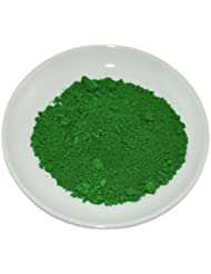 Green Chrome Oxide Mineral Powder - 25g