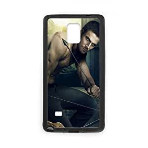 Oliver Queen Green Arrow Samsung Galaxy Note 4 Cell Phone Case Black phone component AU_612674