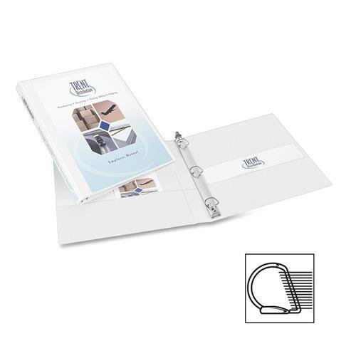 17002 Avery Durable Reference View Binder - 0.50