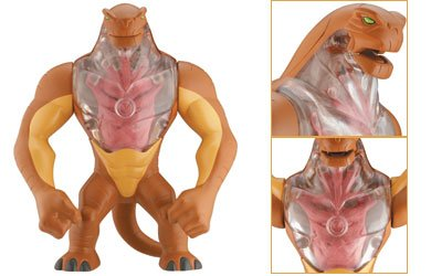 Ben 10 DNA Alien Heroes Humungousaur Action Figure 6-inch
