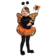 Rubies Costume Co Rubie's Child's Costume, Orange Butterfly Costume-Small