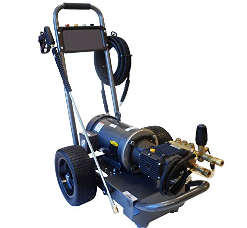 Ultimate Washer UW11-PWC519 Electric Pressure Washer, Industrial Duty 3000 PSI, 220V or 460V/ 3 Phase