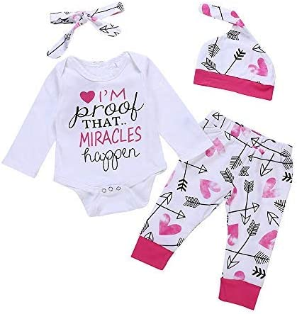 Newborn Baby Girl My 1st Mothers Day Skirt Set Romper+Dot Bubble Skirt+Headbands Legging Clothes Outfits
