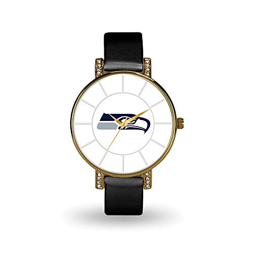 Gifts Watches NFL Seattle Seahawks Lunar Watch by Rico Industries