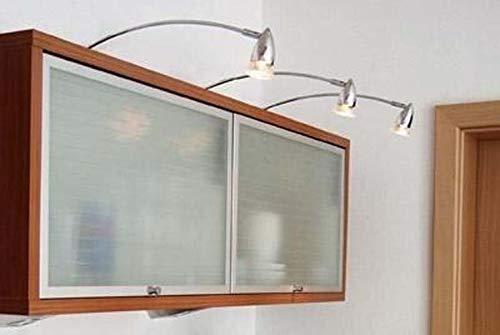 Moderna lampada da gabinetto set pilas mobili lampada mobili fino a