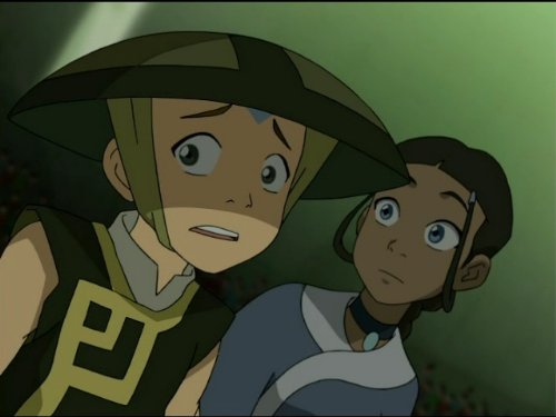 The Blind Bandit (Avatar The Last Airbender Tv Show)