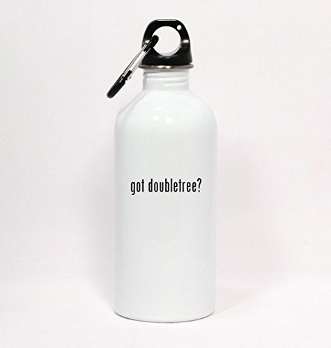 got-doubletree-white-water-bottle-with-carabiner-20oz
