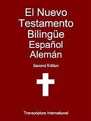 El Nuevo Testamento Bilingüe Español Alemán