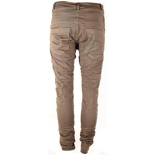 Donna Basic Schlamm Uni de Camicia Ev6x6q0wC