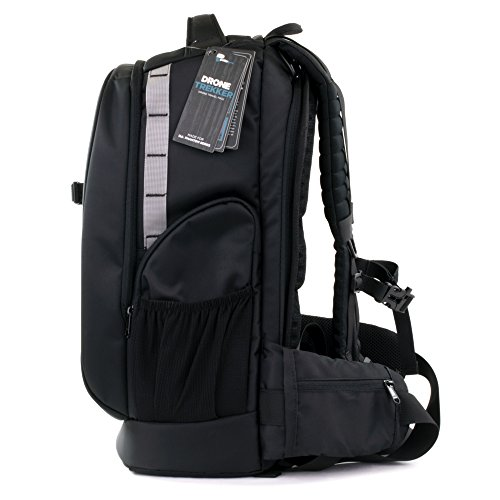 PolarPro DroneTrekker Backpack for DJI Phantom 4 Pro and DSLR/Mirrorless Cameras by PolarPro