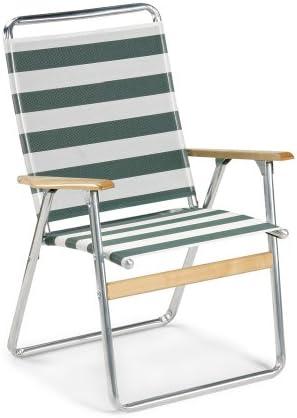 Telescope Casual Original Highback Folding Beach Arm Chair - a good cheap outdoor recliner
