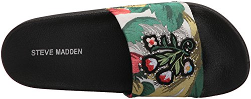 Steve MaddenPatches-Leo - Patches Para mujer Floral multicolor