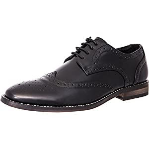 J's.o.l.e Men's Wingtip Oxford Dress Shoes