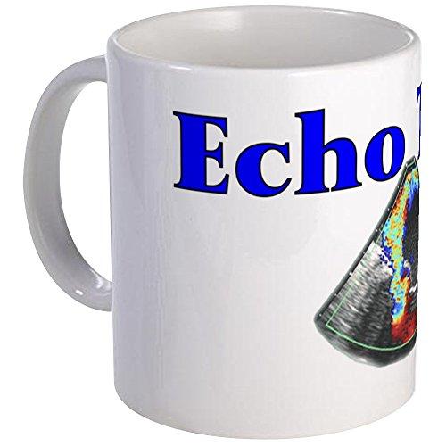 CafePress Echo Tech Mug Unique Coffee Mug, Coffee Cup