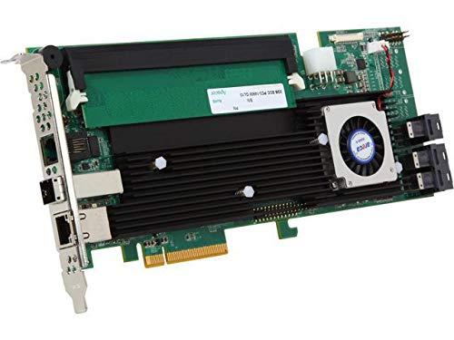 Areca ARC-1883IX-12 PCIe 3.0 12Gb/s SAS RAID Controller, Dual Core, 2GB DDR3, ECC Cache