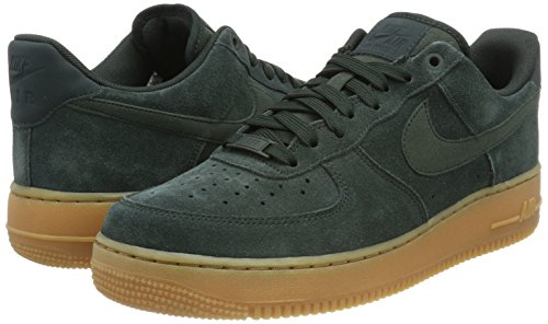 Green Suede 300 '07 Air Vert Outdoor Hommes Multicolore Force 1 Baskets Lv8 Nike Pour outdoor OgpUXxq