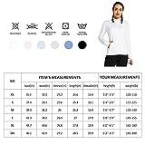ZUTY UPF 50+ UV Long Sleeve Shirt Women Golf Sun