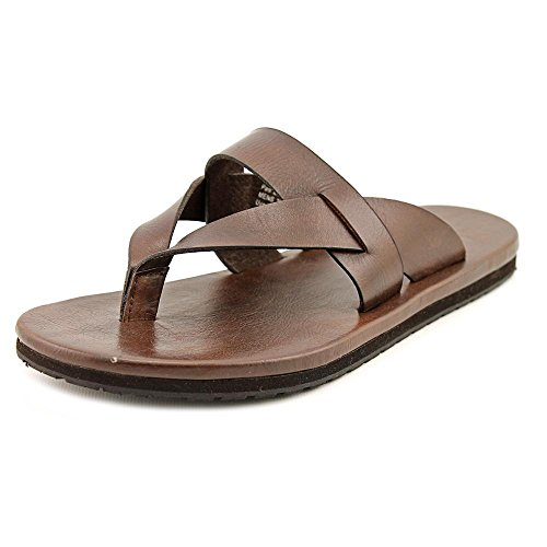 0627b0c68 Kenneth Cole NY Paw-Don Me Mens Leather Thongs Sandals Shoes - Buy Online  in UAE.