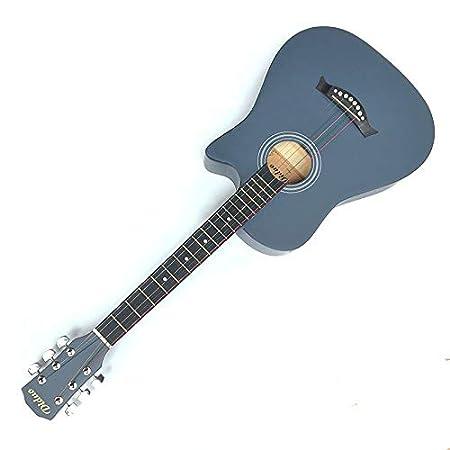 SUNXK 38 Pulgadas Guitarra acústica Guitarra acústica for ...