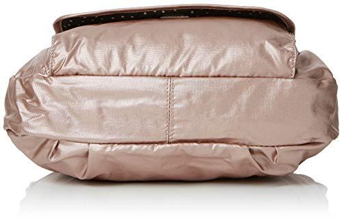 31 22 Blush Sacs metallic 12 Bandoulière Or 5 Cm X Kipling Syro Femme AIF44q