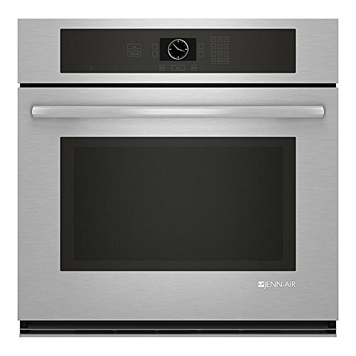 Jenn-Air JJW2330WS 30″ Stainless Steel Single Electric Wall Oven