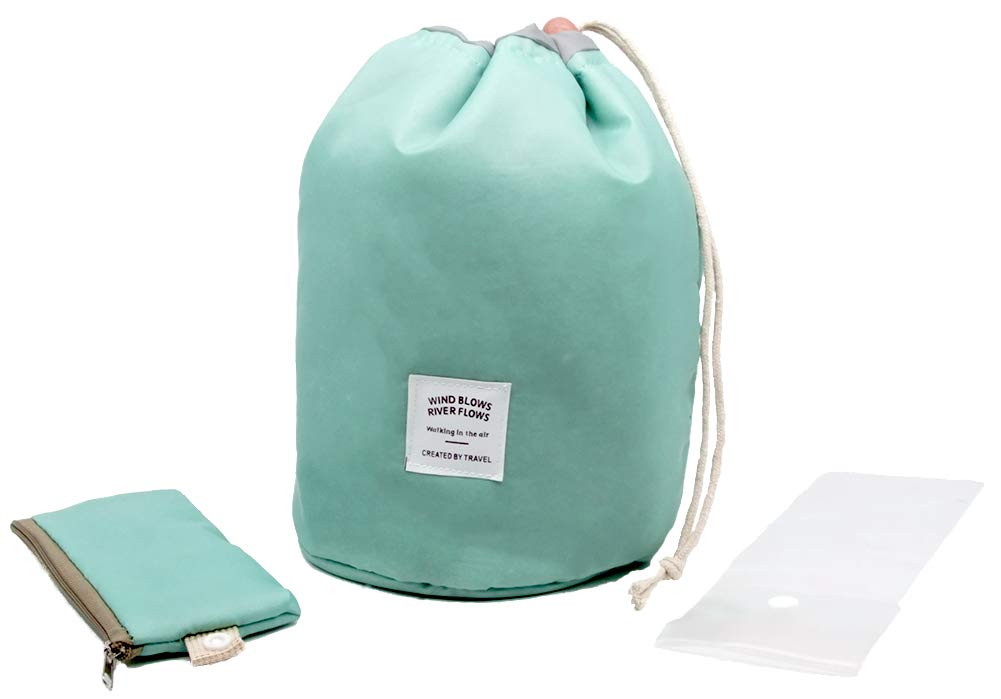 c223097830ac Tancendes Waterproof Travel Bag Makeup Bag Cosmetic Bag Travel Kit  Organizer Bathroom Storage Cosmetic Bag Carry