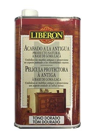 RENOVADOR ABRILLANTADOR A LA ANTIGUA LIBERON 0.5 LT ...
